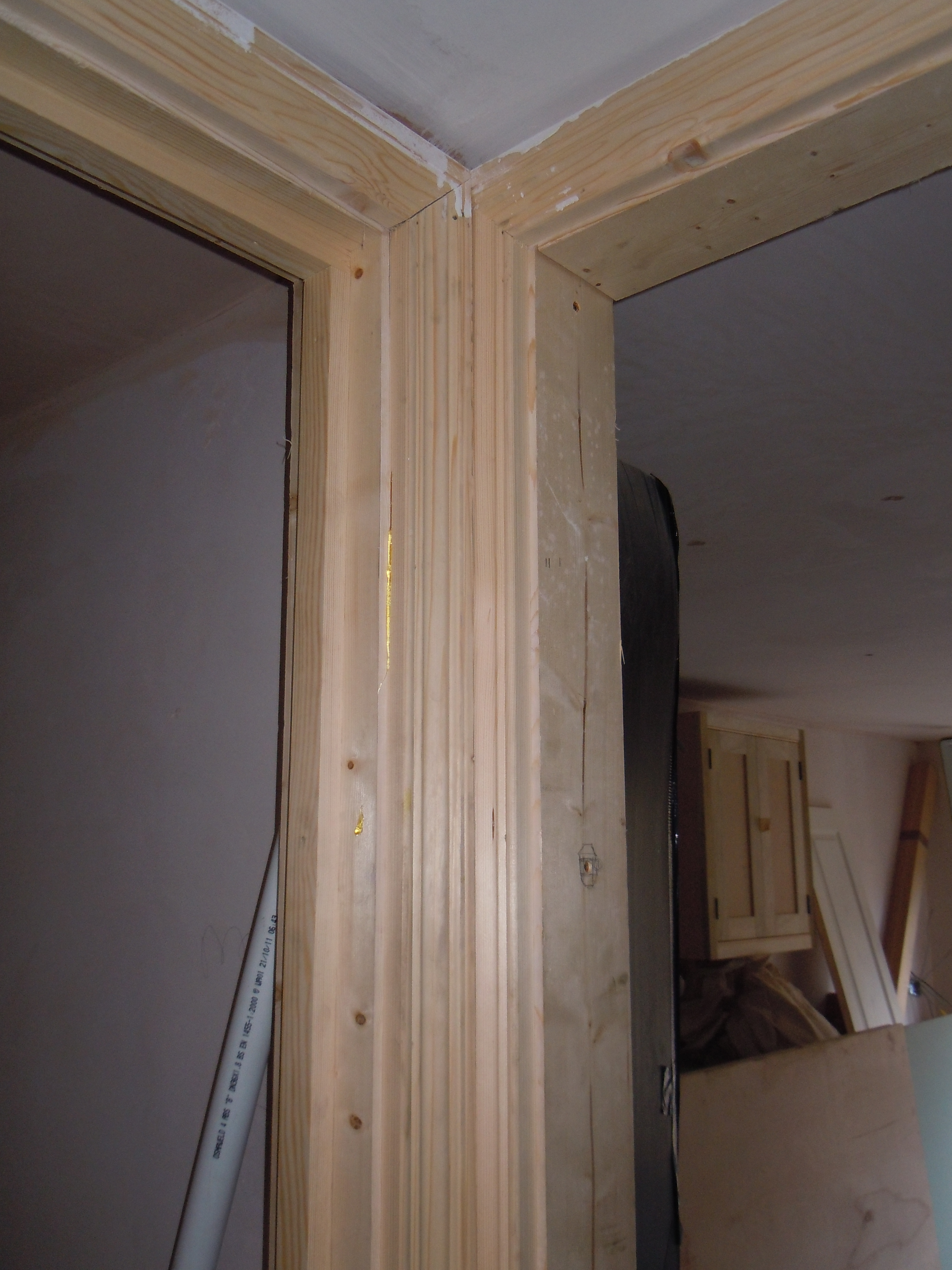 Door Architrave Cost Amp Interior Door Trim Moulding Ideas
